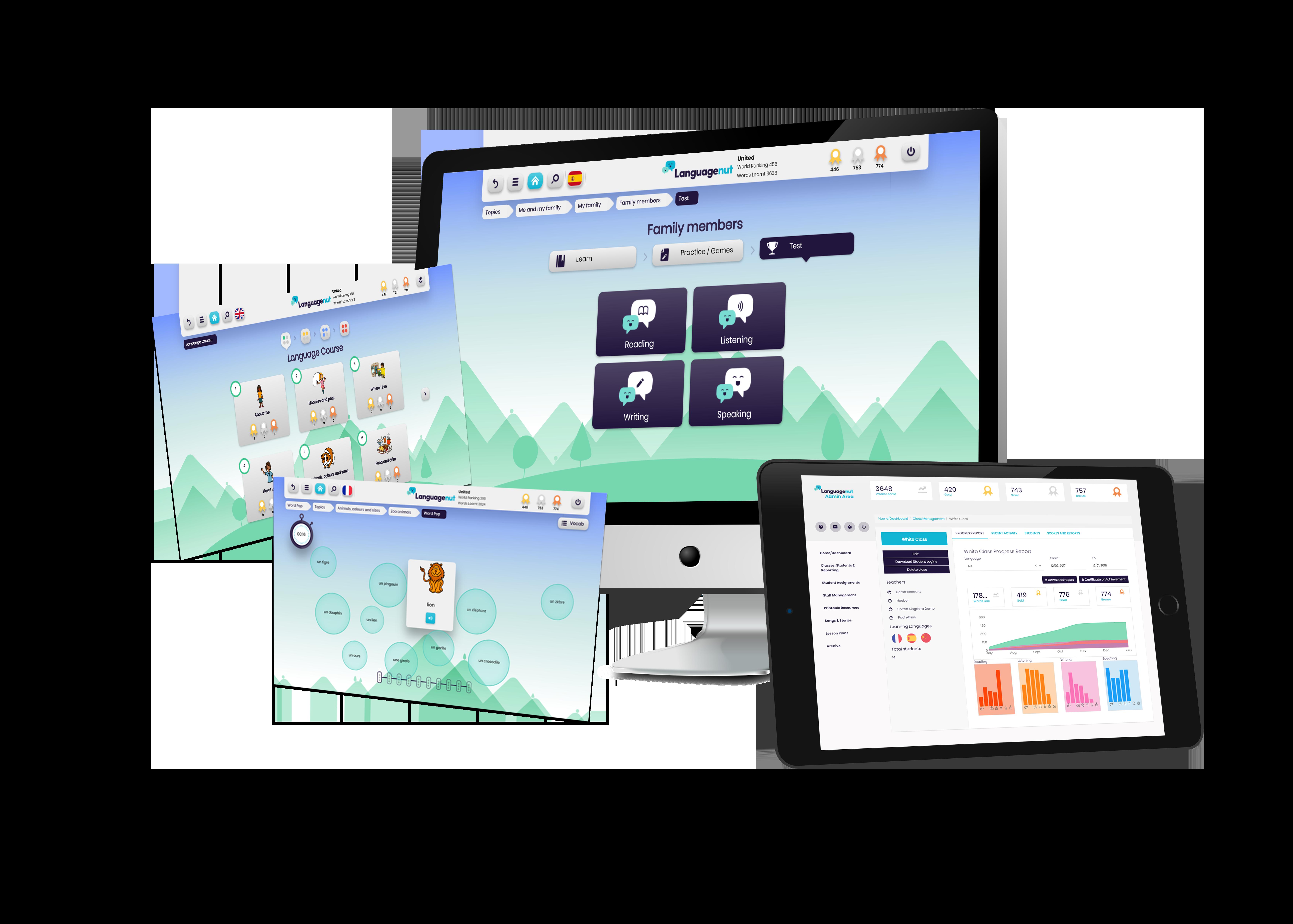 Languagenut   Global Digital Language Learning Platform